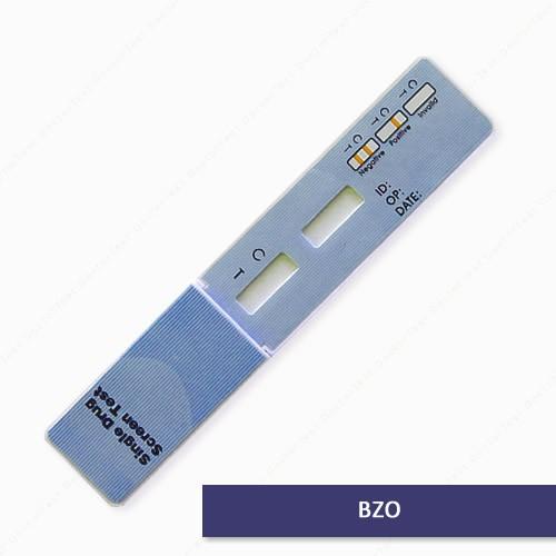 Prueba de Benzodiacepinas Dip (tarjeta) orina - BZO