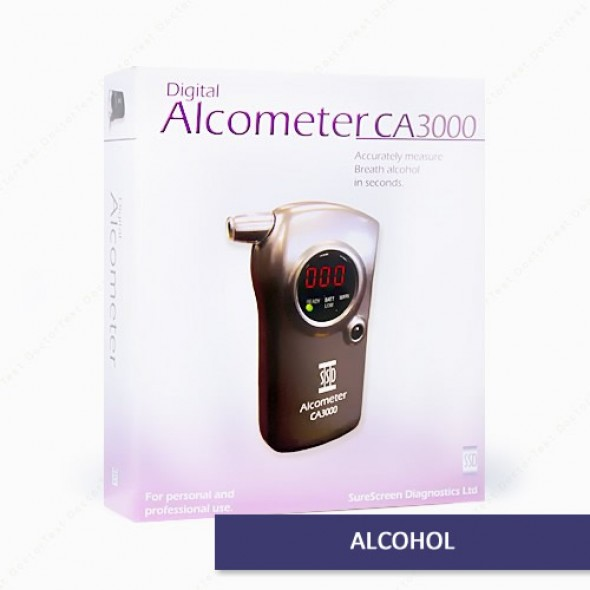 CA 3000 - Professional Breathalyzer