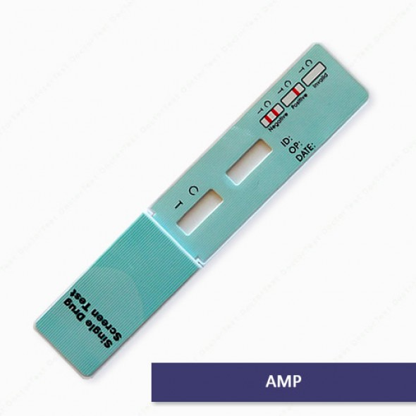 Amphetamine - AMP Dip Card