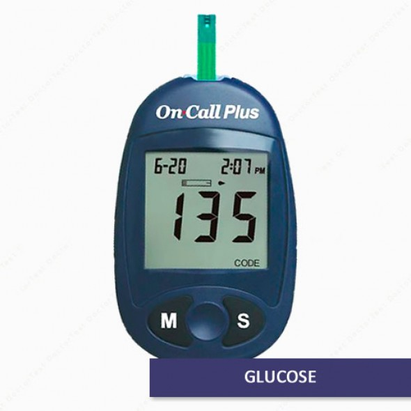On Call Plus - Glucose Meter
