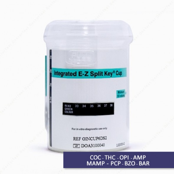 Cup Drug Test Kit - 8