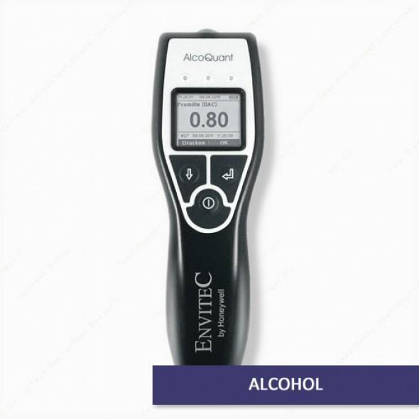 AlcoQuant - Professional Breathalyzer