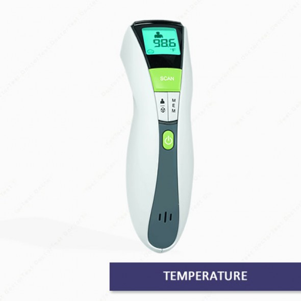Veridian Health Non-Contact Infrared Digital Thermometer