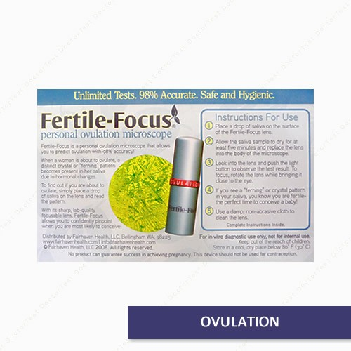 Fertile focus ovulation microscope reviews