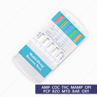 Multi Drug Test Kit - 10 Panel Dip