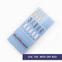 Multi Drug Test Kit - 5 Panel Dip