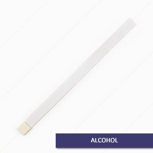Alcohol - Saliva test Strip AA+