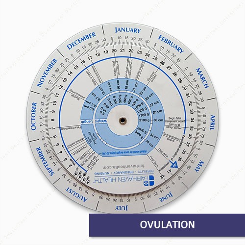 Ovulation Prediction Wheel