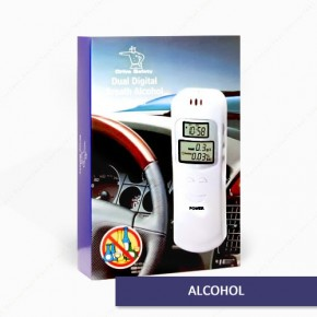 Drive 2702 - Personal Breathalyzer