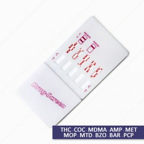 Multi Drug Test Kit - 10 Panel Dip