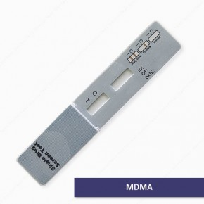 Ecstasy - MDMA Dip Card